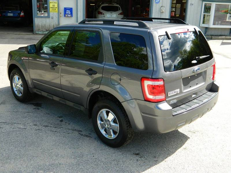 2011 Ford Escape for sale at Bethel Auto Sales in Bethel ME
