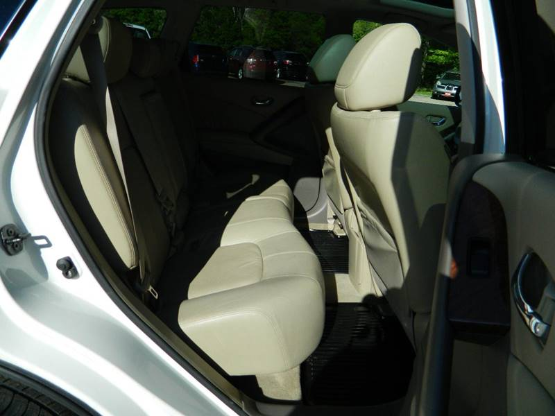 2010 Nissan Murano for sale at Bethel Auto Sales in Bethel ME