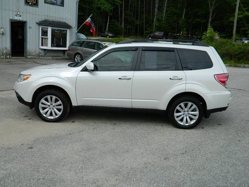 2012 Subaru Forester for sale at Bethel Auto Sales in Bethel ME