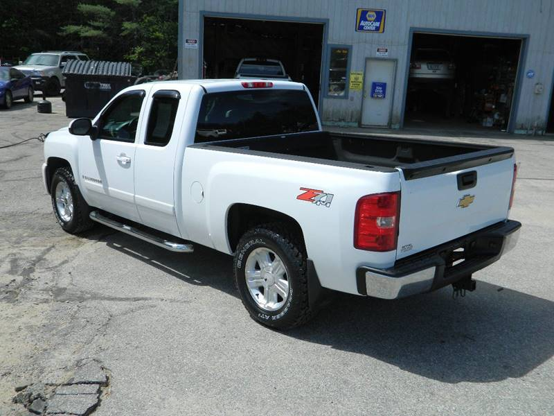 2008 Chevrolet Silverado 1500 for sale at Bethel Auto Sales in Bridgton ME