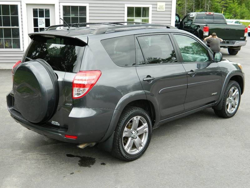 2010 Toyota RAV4 for sale at Bethel Auto Sales in Bethel ME