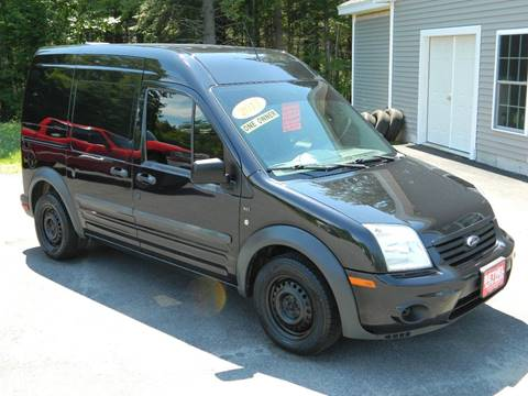 2013 Ford Transit Connect for sale at Bethel Auto Sales in Bethel ME
