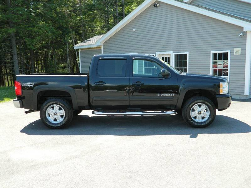 2011 Chevrolet Silverado 1500 for sale at Bethel Auto Sales in Bethel ME