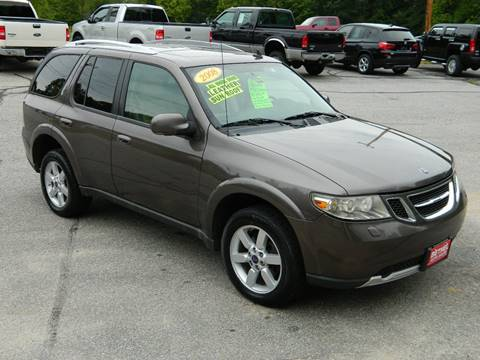 2008 Saab 9-7X for sale in Bethel, ME