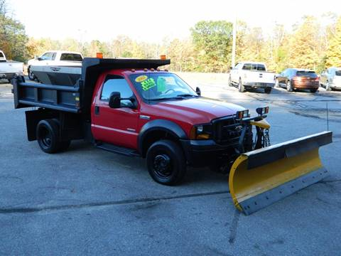 2007 Ford F-450 Super Duty for sale in Bethel, ME
