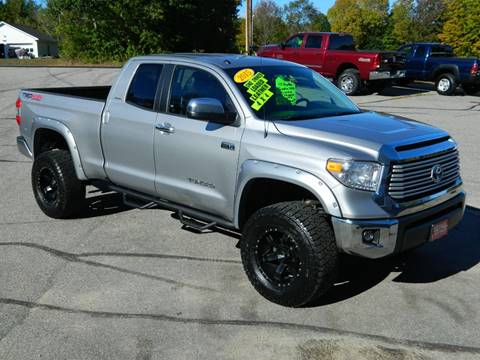 Used Toyota Tundra For Sale In Wiggins Ms Carsforsale Com