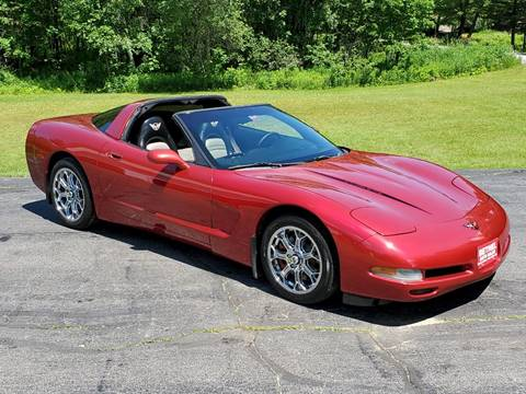 Cars For Sale In Maine >> 1999 Chevrolet Corvette For Sale In Bethel Me