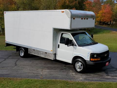 2006 Chevrolet Express Cutaway for sale in Bethel, ME