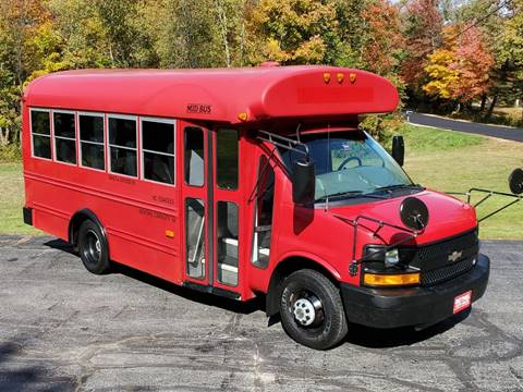 2007 Chevrolet Express Cutaway for sale in Bethel, ME