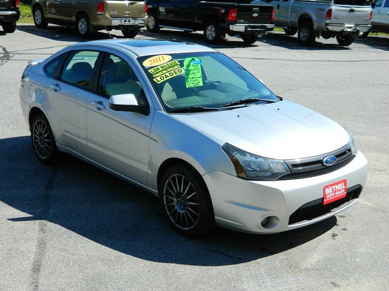 2011 Ford Focus for sale at Bethel Auto Sales in Bethel ME