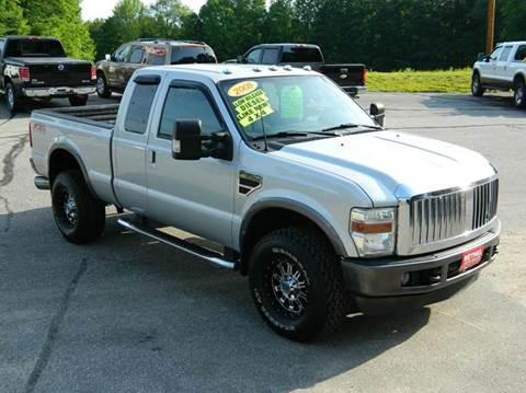 2008 Ford F-350 Super Duty for sale at Bethel Auto Sales in Bethel ME