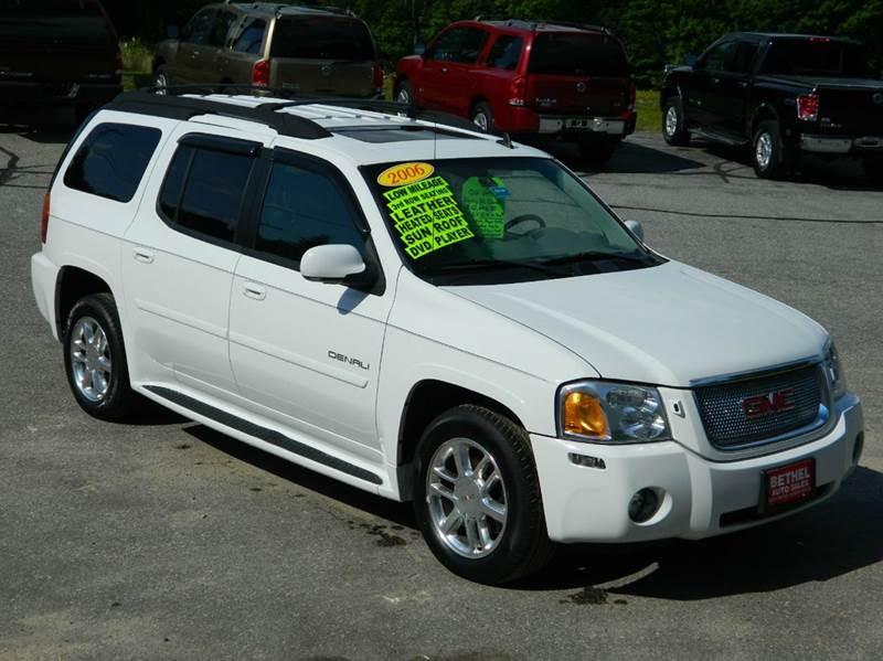 2006 GMC Envoy XL for sale at Bethel Auto Sales in Bethel ME