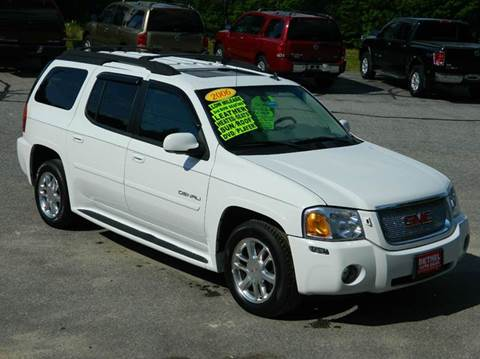 2006 GMC Envoy XL for sale at Bethel Auto Sales in Bethel ME