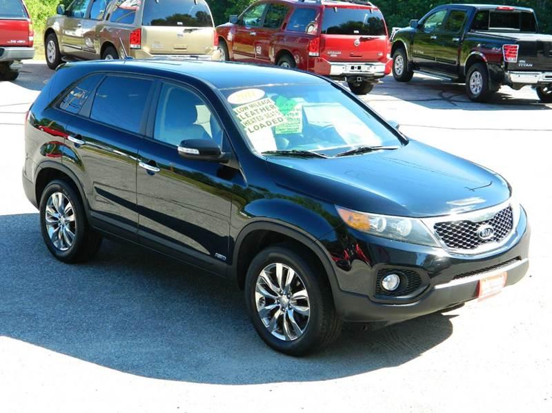 2011 Kia Sorento for sale at Bethel Auto Sales in Bethel ME
