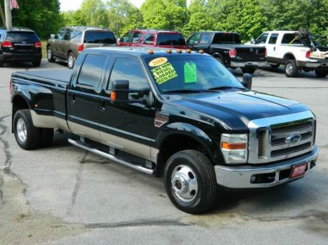 2010 Ford F-350 Super Duty for sale at Bethel Auto Sales in Bethel ME