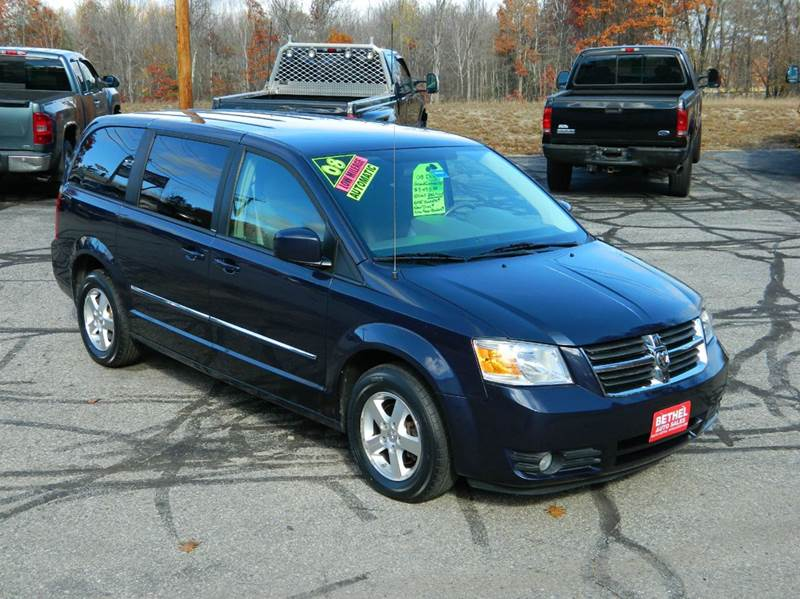 2008 Dodge Grand Caravan for sale at Bethel Auto Sales in Bethel ME