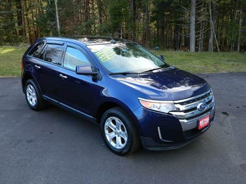 2011 Ford Edge for sale at Bethel Auto Sales in Bethel ME
