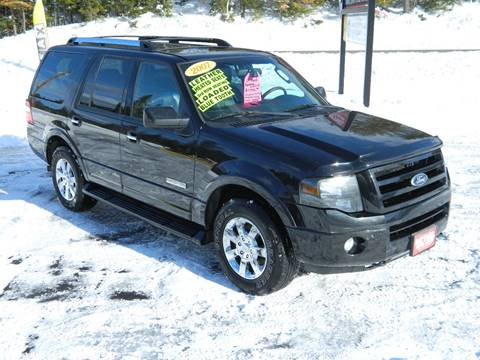 2007 Ford Expedition for sale at Bethel Auto Sales in Bethel ME