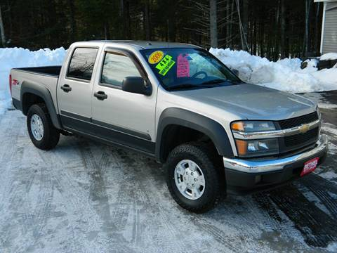 2006 Chevrolet Colorado for sale at Bethel Auto Sales in Bethel ME