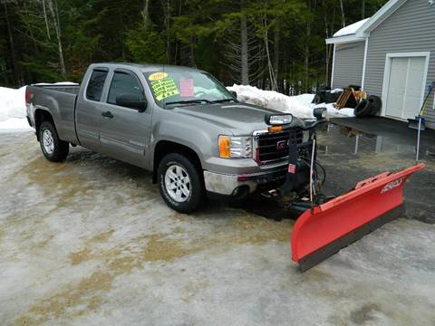 2007 GMC Sierra 1500 for sale at Bethel Auto Sales in Bethel ME