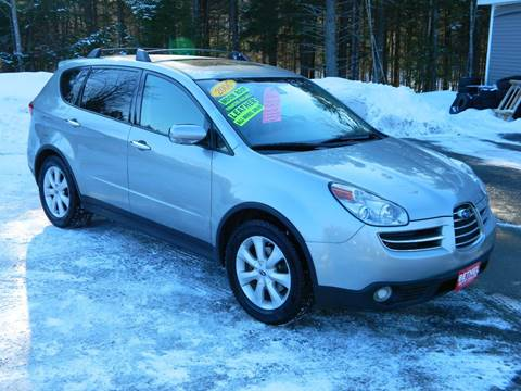 2006 Subaru B9 Tribeca for sale at Bethel Auto Sales in Bethel ME