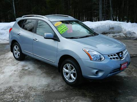 2011 Nissan Rogue for sale at Bethel Auto Sales in Bethel ME