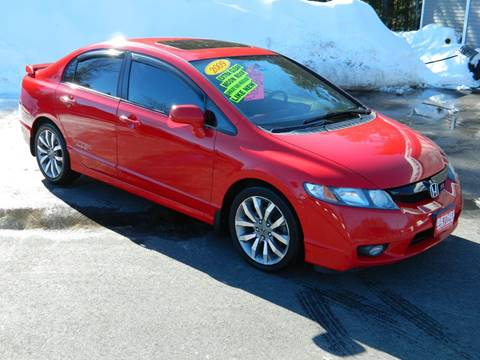 2009 Honda Civic for sale at Bethel Auto Sales in Bethel ME