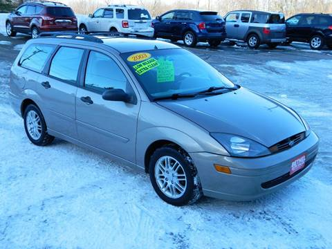 2003 Ford Focus for sale at Bethel Auto Sales in Bethel ME