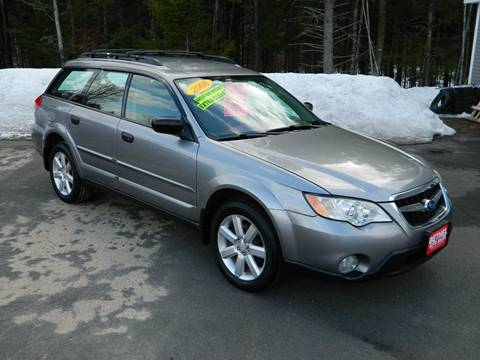 2008 Subaru Outback for sale at Bethel Auto Sales in Bethel ME
