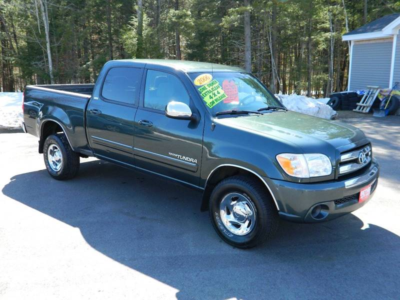 2006 Toyota Tundra for sale at Bethel Auto Sales in Bethel ME