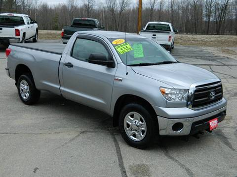 2010 Toyota Tundra for sale at Bethel Auto Sales in Bethel ME