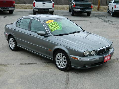 2003 Jaguar X-Type for sale at Bethel Auto Sales in Bethel ME
