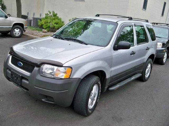 2003 Ford Escape for sale at Auto King Picture Cars in Pound Ridge NY