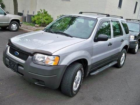 2003 Ford Escape for sale at Auto King Picture Cars in Westchester County NY
