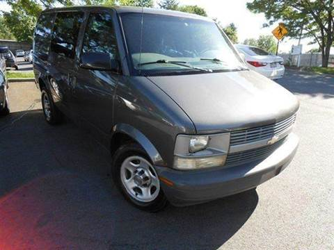 2004 Chevrolet Astro Cargo for sale in Westchester County, NY