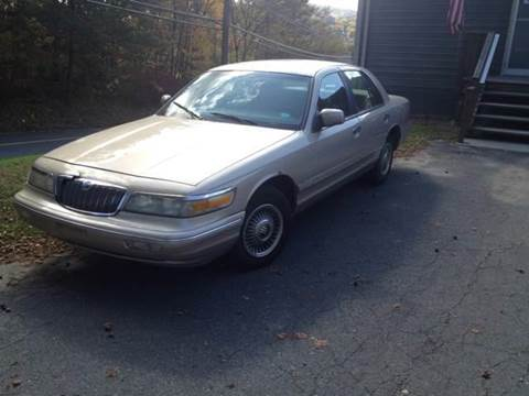 1997 Mercury Grand Marquis for sale at Auto King Picture Cars in Westchester County NY