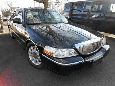 2007 Lincoln Town Car for sale at Auto King Picture Cars - Rental in Westchester County NY