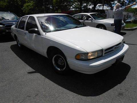 1995 Chevrolet Caprice for sale at Auto King Picture Cars - Rental in Westchester County NY