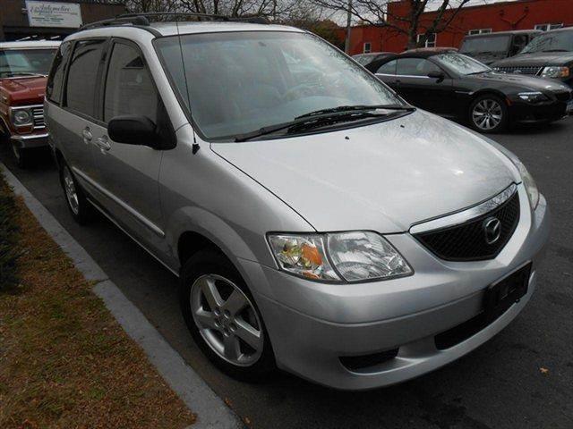 2002 Mazda MPV for sale at Auto King Picture Cars in Pound Ridge NY