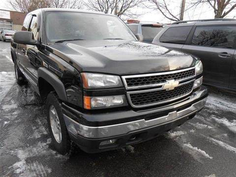 2006 Chevrolet Silverado 1500 for sale at Auto King Picture Cars in Westchester County NY