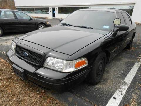 2003 Ford Crown Victoria for sale at Auto King Picture Cars - Rental in Westchester County NY