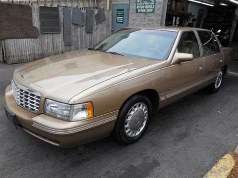 1999 Cadillac DeVille for sale at Auto King Picture Cars in Pound Ridge NY