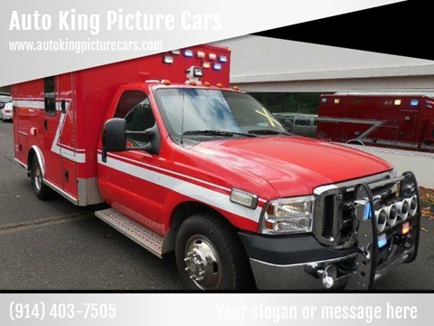 2007 Ford F-350 Super Duty for sale at Auto King Picture Cars - Rental in Westchester County NY