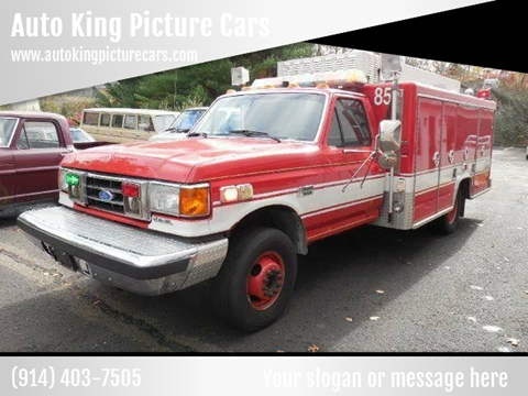 1991 Ford F-450 Super Duty for sale in Westchester County, NY