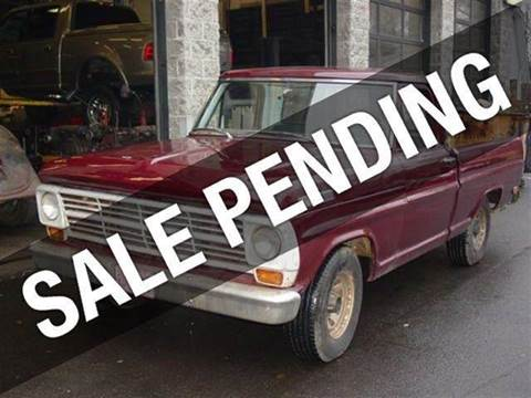 1969 Ford F-150 for sale in Westchester County, NY