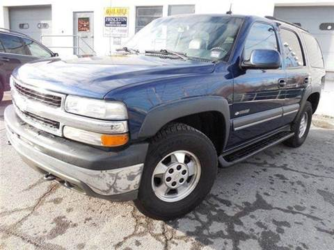 2003 Chevrolet Tahoe for sale at Auto King Picture Cars in Pound Ridge NY