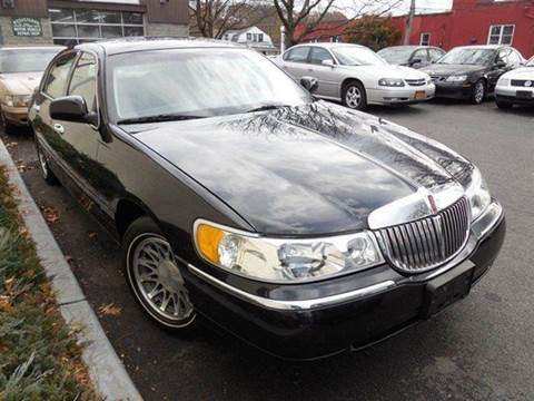 2002 Lincoln Town Car for sale at Auto King Picture Cars - Rental in Westchester County NY