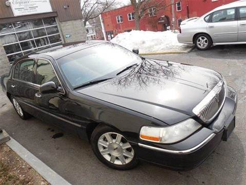 2011 Lincoln Town Car for sale at Auto King Picture Cars - Rental in Westchester County NY