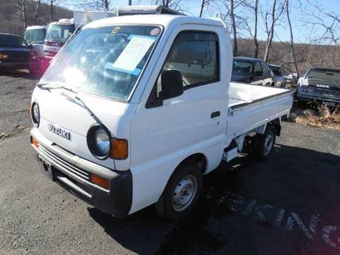 1995 Suzuki MINI PICKUP for sale at Auto King Picture Cars - Rental in Westchester County NY