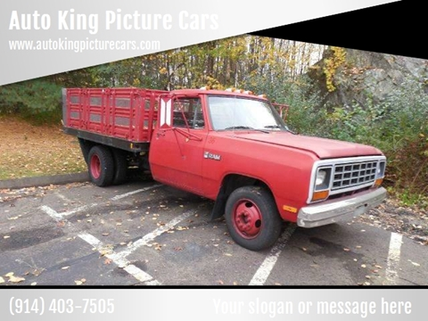 1985 Dodge RAM 350 for sale in Westchester County, NY